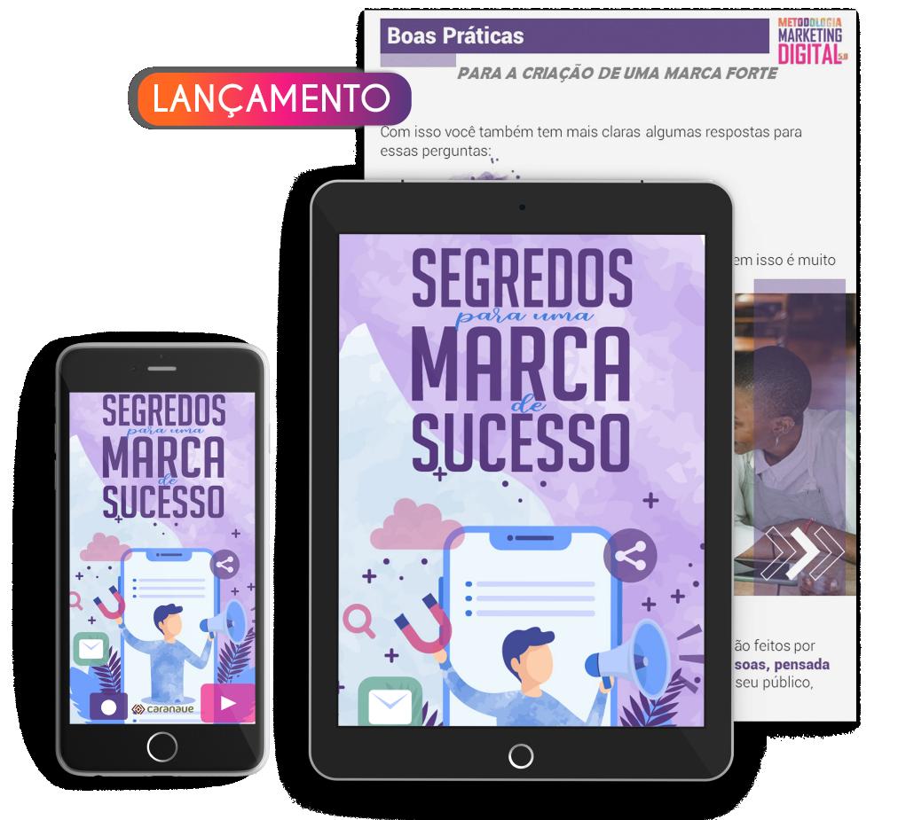 ebook segredos para uma marca de sucesso